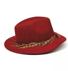 Chapeau de feutre Mango