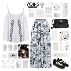 """""""Yoins 20"""" by novalikarida ❤ liked on Polyvore featuring Marc by Marc Jacobs, BIA Cordon Bleu, Design 55, Mark's Tokyo Edge, Christian Dior, Sisley Paris, CASSETTE, Topshop, Muse and Forever New"""