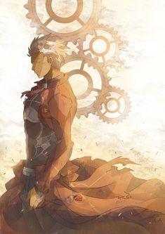 Pixiv Id Fate/stay night, Archer (Fate/stay night) - Fate Zero Fate Zero, Otaku, Manga Anime, Anime Art, Fate Archer, Archer Emiya, Shirou Emiya, Fate Stay Night Anime, Fate Servants
