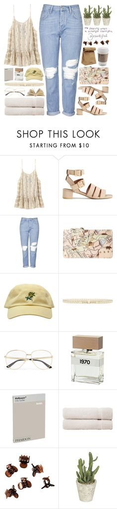 """""""You're Gonna Live Forever in Me"""" by bellacharlie ❤ liked on Polyvore featuring SUNO New York, Topshop, Charlotte Olympia, RED Valentino, Gucci, Bella Freud, Makroteks, H&M and Jil Sander"""
