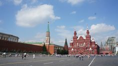 Red Square, Moscow, Russia`