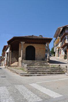 Ermita del Cristo del Humilladero. Garaganta la Olla - Caceres- Extremadura España. www veraguaocio.com Turismo extremadura. Alojamiento en la Vera. By Veragua