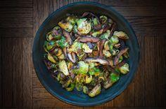 Vegetariancook: Жаркое из грибов и брюссельской капусты