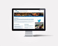 Website for European Railways, by double-id digital agency Communication Agency, Id Digital, Site Internet, Design Development, Branding, Website, Advertising Agency, Paths, Iron