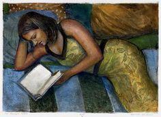 pintura de Belinda del Pesco