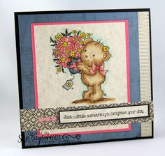 Your Next Stamp - Flowers for you stamp set  #yournextstamp