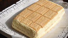 kcal-biscuiti-crema-simpla-new - 1 Cake Recipes, Dessert Recipes, Romanian Food, Hungarian Recipes, Pastry Cake, Food Cakes, Ice Cream Recipes, Chocolate Recipes, I Foods