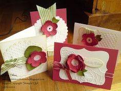 Cards, Beautiful Cards: 5 Petals