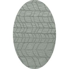 Dalyn Rug Co. Bella Gray Area Rug Rug Size: Oval 9' x 12'