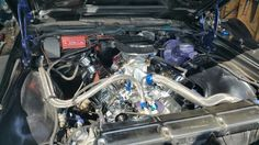 454 in the 71 chevelle