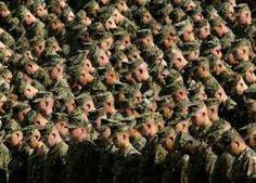 Praying Marines