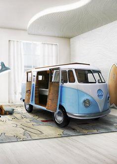 Kinderbett junge bus  Pin von Rene auf Wat mannen echt willen. | Pinterest | Kinder bett ...