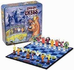 Scooby Doo Chess