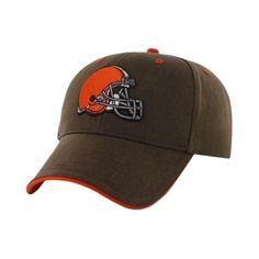 NFL Twins Enterprise Men's Official Replica Adjustable Baseball Hat - Cleveland Browns