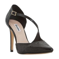 fa8df5dd701c BuyDune Constanse Two Part Stiletto Court Shoes