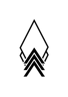 Out of mountains she will rise as glorious crystals shine from her eyes - Logos Tattoo Drawings, Body Art Tattoos, Tatoos, Xoil Tattoos, Forearm Tattoos, Geometric Designs, Geometric Art, Geometric Arrow Tattoo, Triangle Tattoos
