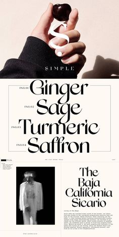 """Salsico is an ultra modern font. A mix of serifs and non serifs, off axis curves and unique letters make Salsico a stand out new age typeface. This high contrast font is great for that modern chic look and fits both masculine and feminine design. Every letter has a subtle uniqueness to it, from the ice cream dot above the """"i"""" and """"j"""" to the looping """"g"""", these glyphs are memorable! Otf Font, Graphic Design Company, Get More Followers, Modern Fonts, High Contrast, Punctuation, Site Design, Glyphs, You Are Awesome"""