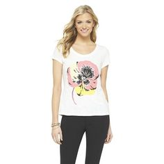 Women's Knit Graphic Tee - ISANI for Target