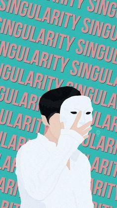 60 ideas bts wallpaper taehyung singularity for 2019 Sea Wallpaper, Wallpaper Quotes, Iphone Wallpaper, Cover Wattpad, Bts Backgrounds, Dibujos Cute, Bts Drawings, Cute Songs, Bts Fans