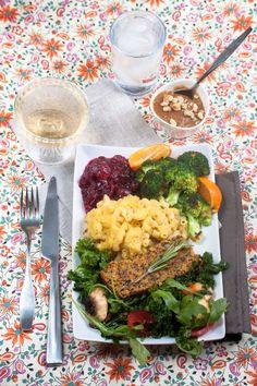 Gluten-Free Vegan Thanksgiving