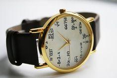 Men's Watch Birthday Gift unisex wrist watch by SovietCrimea