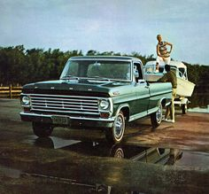 1967 Ford F-100 Pickup Truck | Flickr - Photo Sharing!