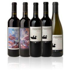 Paraduxx's bold Napa Valley wines- excellent wines