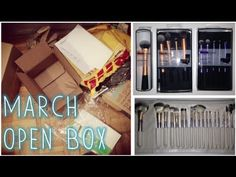 Open Box: Affordable Makeup Brushes