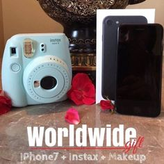 Worldwide ! You can still win an Iphone 7  Instax Camera  Makeup no matter where you live!! Rules: 1) FOLLOW me. We check!  2) LIKE this post. 3) FOLLOW @tagbuddy and go to their page next. Repeat the steps above.  4) Once you are back TAG three friends or more. The more you tag the better are your chances. You will be disqualified if you contact the cohosts.  5) BONUS: Like 5 of my photos! Find out details on the original post. All comments here are tracked even when you no longer see this…