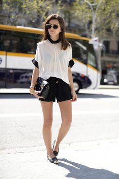 #blackwhite #blackandwhite #fashion #outfit #style