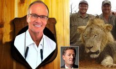 PIERS MORGAN: I'd love to hunt with Walter Palmer so I can stuff and mount him   Daily Mail Online