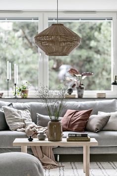 8 Amazing Scandinavian and bohemian living room ideas that will steal your hearts - Daily Dream Decor Living Room Wood Floor, My Living Room, Living Room Decor, Scandi Living Room, Scandinavian Living, Estilo Interior, Room Interior, Interior Colors, Home Decor Styles
