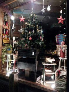 Christmas shop in Tokyo