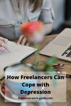 Knowing how to cope with depression as a freelancer when starting out is a critical health issue and this article tells you how to go about it. #Freelance #Depression #Starting Online Work From Home, Work From Home Moms, Future Career, Career Help, Freelance Online, Coping With Depression, Technical Writing, Career Development, How To Get Money