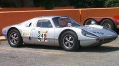 Carrera Panamericana Porsche 904