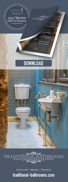 Englisch Badezimmer