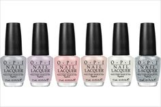 OPI NYC Ballet Collection. Love these colors!