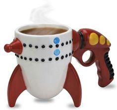 Marvin the Martian's Discombobulator! Love this!!!