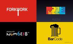 50 Best Logo Design examples from around the world http://webneel.com/best-logo-design | Design Inspiration http://webneel.com | Follow us www.pinterest.com/webneel