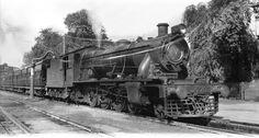 """NWR (North Western Railways) """"Nowshera"""" Pakistan (British India)."""