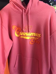 Lana Del Rey pop up shop cinnamon girl merch Size Small Pink for Sale in Alhambra, CA - OfferUp Lana Del Rey Merch, Cinnamon Hair Colors, Hair Color Caramel, Born To Die, Graphic Sweatshirt, My Style, Ldr, Pink, Ariana Grande