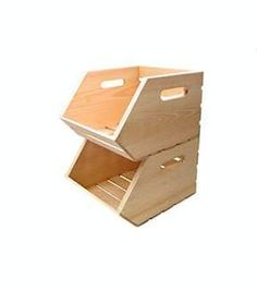 Add this unfinished wood crate to your home storage supplies. Shop for stackable wood crates at JOANN. Wood Turning Lathe, Wood Turning Projects, Wood Lathe, Diy Wood Projects, Wood Crafts, Lathe Projects, Unfinished Wood Crates, Wooden Crates, Wine Crates
