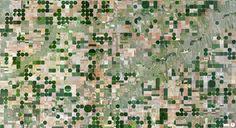sky view of Edson, Kansas, USA