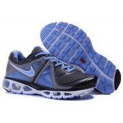 http://www.blackgot.com Nike Air Max Tailwind 2010 Women Black Blue For Sale
