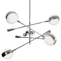 ... Floral Element  Lampadario moderno, Antiquariato e Lampadario sputnik