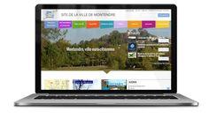http://www.ville-montendre.fr/ Mr le Sénateur Maire de Montendre et son équipe nous ont confié la réalisation du site Internet officiel de la commune. Nous avons travaillé sur ce projet en étroite collaboration avec son service communication.