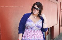 Life and Style of Jessica Kane | Maxi by @SWAK Designs Plus Size Fashion ~ Life & Style of Jessica Kane ...