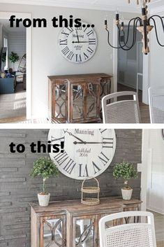Diy Projects On A Budget, Diy Home Decor On A Budget, Decorating On A Budget, Wood Plank Art, Wood Plank Walls, Plank Wall Bedroom, Diy Tufted Headboard, End Table Makeover, Accent Walls