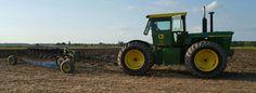 Jd Tractors, John Deere Tractors, Crop Protection, John Deere Equipment, Farm Life, Number One, Farming, Logan, Yellow