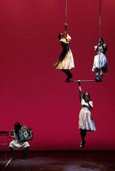 Donka: A Letter to Chekhov at BAM (Brooklyn Academy of Music) fall 2012